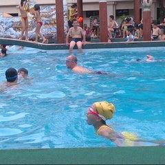 Photo taken at 33 Pham Ngu Lao Swimming Pool by Pham V. on 7/14/2012