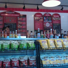 Photo taken at Firehouse Subs by Lance H. on 4/9/2011