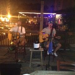 Photo taken at The Monkey Bar Kemah by Brett C. on 6/29/2012