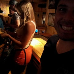 Photo taken at Hooters by Gabriel T. on 1/14/2012