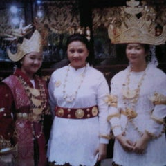 "Photo taken at ""Kedatun Keagungan"" Lampung by M Harirama K. on 12/22/2011"