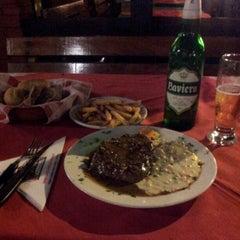 Photo taken at Westfalia Restaurant by Pablo H. on 9/2/2012