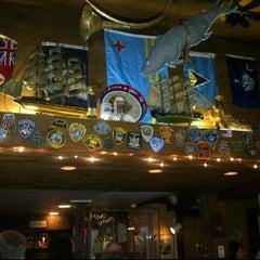 Photo taken at Old Village Inn by Jacqueline F. on 4/14/2012