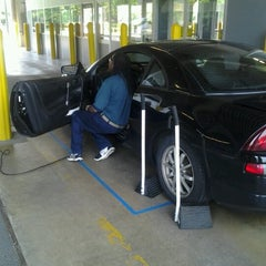 Photo taken at Vehicle Emissions Inspection Program (VEIP) Station by Andre L. on 6/11/2012