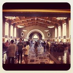 Photo taken at Metro Gold Line - Union Station by Nick H. on 7/7/2012