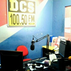 Photo taken at Radio DCS FM by Tory A. on 4/12/2012