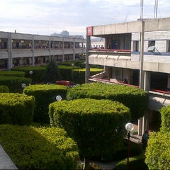 Photo taken at Universidad Iberoamericana Puebla by Enrique V. on 8/14/2012