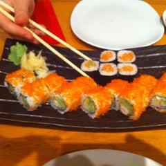Photo taken at SushiCo by ersan k. on 8/6/2012