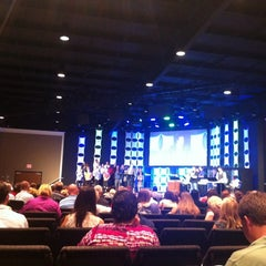 Photo taken at Redemption Point Church by Chad M. on 8/5/2012
