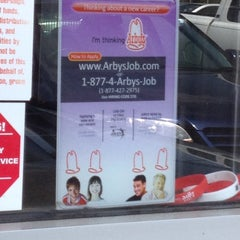 Photo taken at Arby's by Anissa S. on 4/29/2012