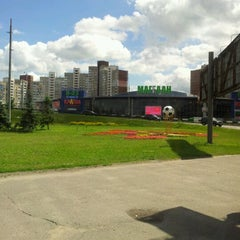Photo taken at ТРЦ «Магелан» by Людмила С. on 6/16/2012