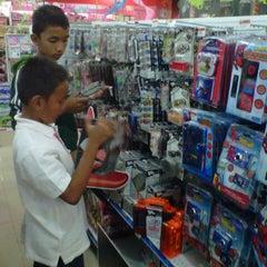 Photo taken at Toys Kingdom by Heru L. on 8/27/2012