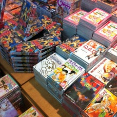 Photo taken at Gramedia by Andree S. on 5/19/2012