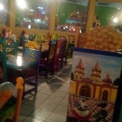 Photo taken at La Hacienda by Luke M. on 2/2/2012