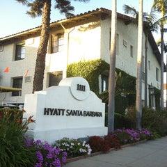 Photo taken at Hyatt Santa Barbara by Kimball A. on 6/25/2012