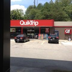 Photo taken at QuikTrip by John C. on 7/19/2012