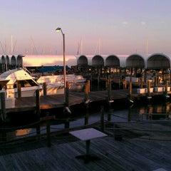 Photo taken at Port Saint Joe Marina by Rachel S. on 6/19/2012