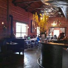 Photo taken at H. Harper Station by AtlantaRestaurantBlog.com on 3/11/2012