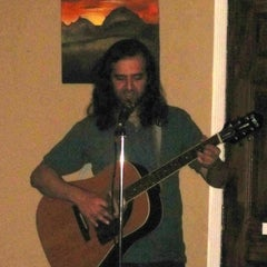 Photo taken at The Happy Cappuccino Coffee House by John R. on 4/21/2012