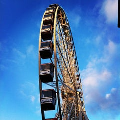 Photo taken at Bristol Wheel by Richy T. on 3/3/2012