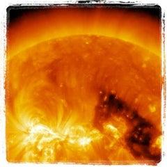 Photo taken at Transit Of Venus by Tea on 6/6/2012