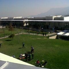 Photo taken at Universidad del Desarrollo by Catalina Z. on 8/24/2012