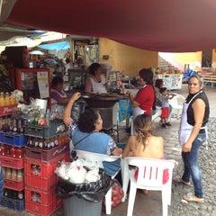 Photo taken at Gorditas Queta by Fer Z. on 3/9/2012