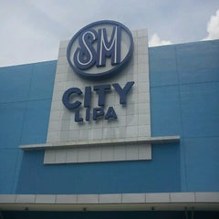 Photo taken at SM City Lipa by Rex R. on 7/14/2012