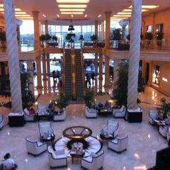 Photo taken at Crocus City Mall by Marina on 7/15/2012