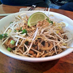Photo taken at The Noodle Box by Frank N. on 4/13/2012