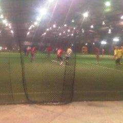 Photo taken at Futsal Masterscaff by nash j. on 4/30/2012