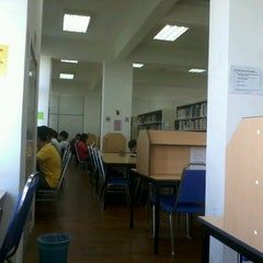 Photo taken at INTI Library by Khiran R. on 7/17/2012