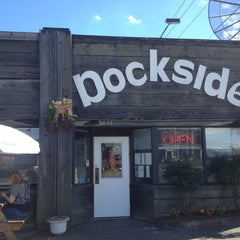 Photo taken at Dockside Saloon & Restaurant by Lysandra B. on 6/16/2012