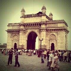 Photo taken at Gateway of India by Yogesh M. on 7/29/2012