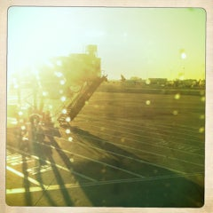 Photo taken at Gate A12 by Andrew P. on 9/21/2011