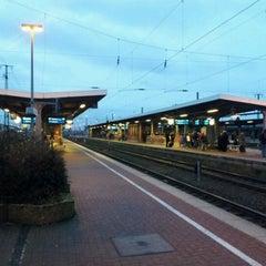Photo taken at Dortmund Hauptbahnhof by Marco on 2/14/2012