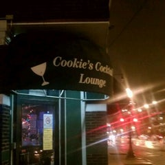 Photo taken at Cookies Lounge by Kenny J. on 12/15/2011