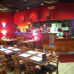 Photo taken at Pizza Post by Rebecca M. on 12/6/2011