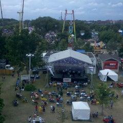 Photo taken at Skyride West by Brandon J H. on 8/30/2011