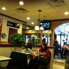 Photo taken at Filippos Famous Pizza by Johan F. on 5/20/2012