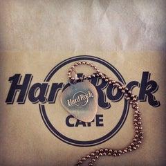 Photo taken at Hard Rock Cafe Venezia by Roman D. on 8/5/2012
