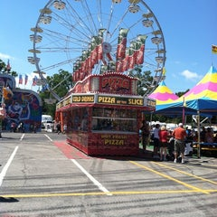 Photo taken at Indiana State Fairgrounds by Patti P. on 8/9/2011