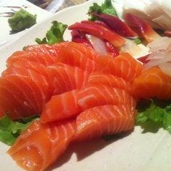 Photo taken at Kanda Sushi Bar by Ryan L. on 9/18/2011