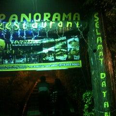 Photo taken at Panorama Restaurant by Byezuera B. on 10/28/2011