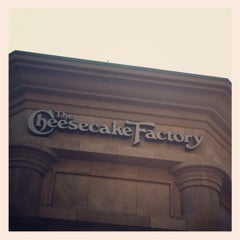 Photo taken at The Cheesecake Factory by Kevin E. on 2/19/2012