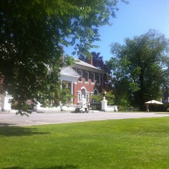 Photo taken at Groton School by Brownstoner on 5/19/2012