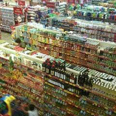 Photo taken at Supermercado Fortaleza Hiper by Ewerton F. on 3/24/2012