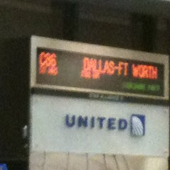 Photo taken at Gate C86 by Mike P. on 2/15/2012