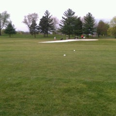 Photo taken at Briarwood Golf Course by Megann A. on 4/14/2012