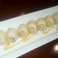 Photo taken at Sushi Axiom by Brian S. on 3/6/2011